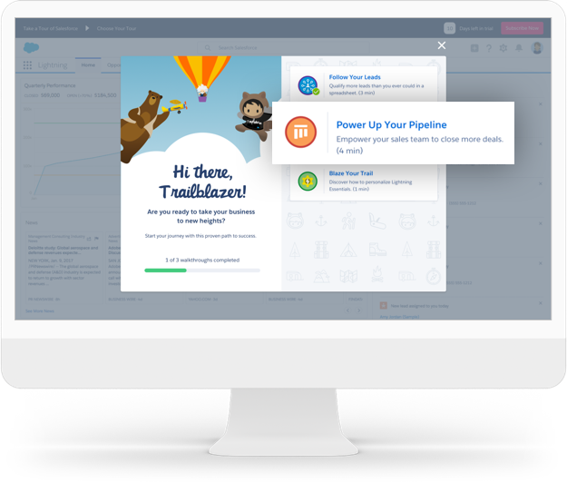 Salesforce Essentials is the Best CRM for Small Businesses