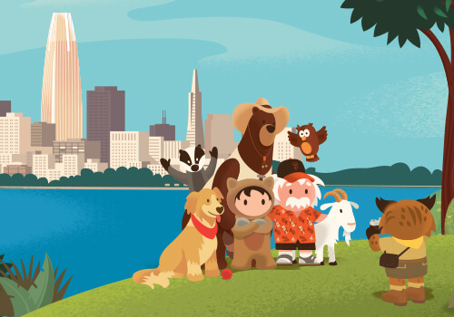 Dreamforce '19 Save the date