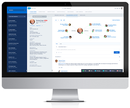 Salesforce for Healthcare - Salesforce IN