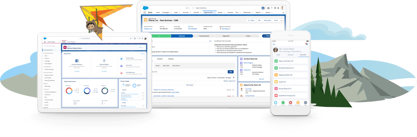 Salesforce com: The Customer Success Platform To Grow Your