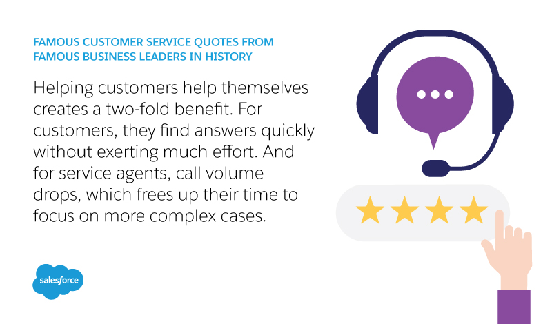 Service Quotes Magnificent 27 Famous Quotes About Customer Service From Ceos & Business