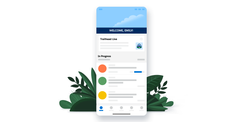 Trailhead Go Mobile App