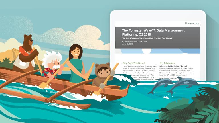 Data Management Platform (DMP) from Salesforce - Salesforce com