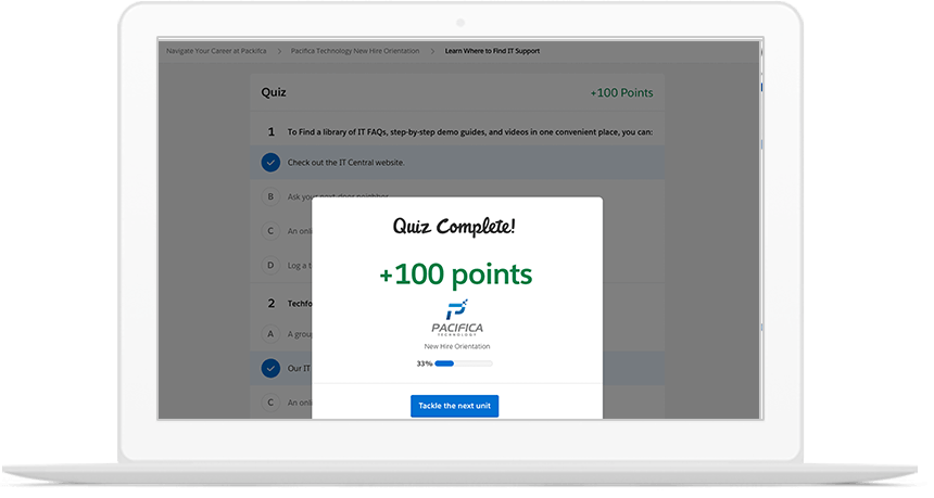 myTrailhead: the fun way to learn