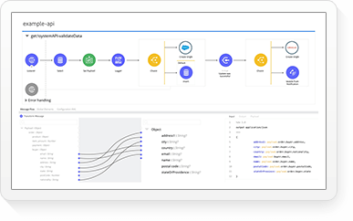 MuleSoft Anypoint Platform screenshot