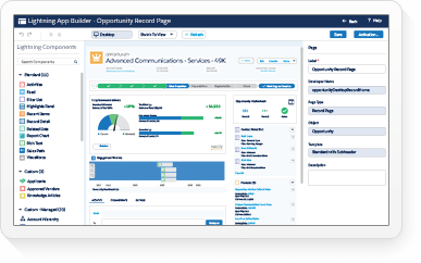 Salesforce Platform screenshot