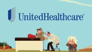 UnitedHealthcare customer story graphic