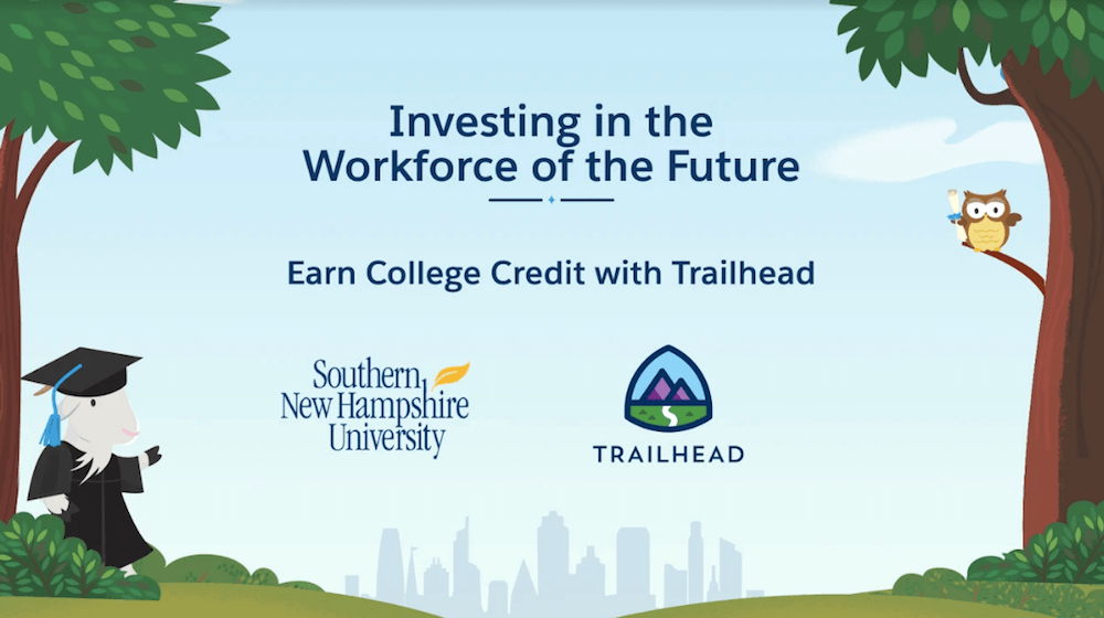 Snhu Academic Calendar.Q A Salesforce And Snhu Partner To Bring College Credit To