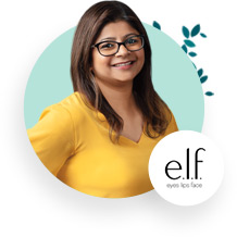 Ekta Chopra, Chief Digital Officer, e.l.f. Cosmetics