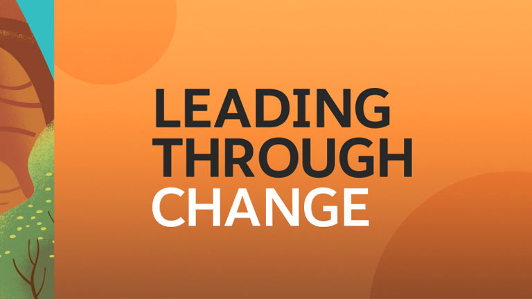 Leading Through Change: Ayudando a las empresas a gestionar la crisis