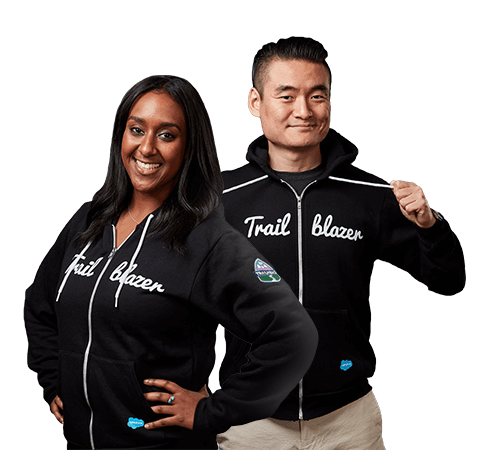 salesforce IQ trailblazers