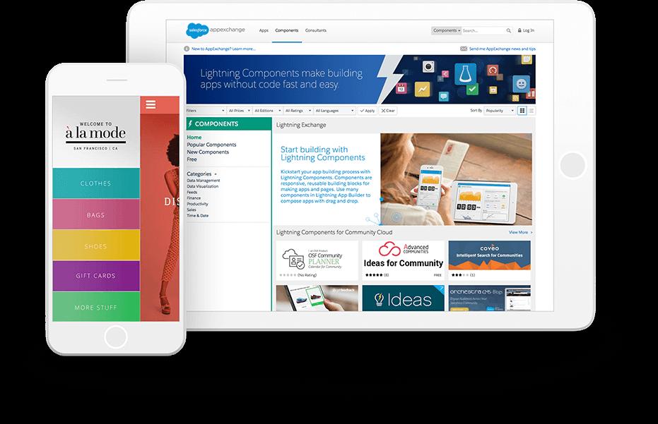 Die Salesforce App – Geschäfte blitzschnell abschließen ...