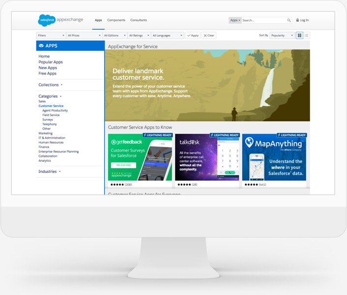 Get Started with AppExchange Custom Business Apps - Salesforce ...
