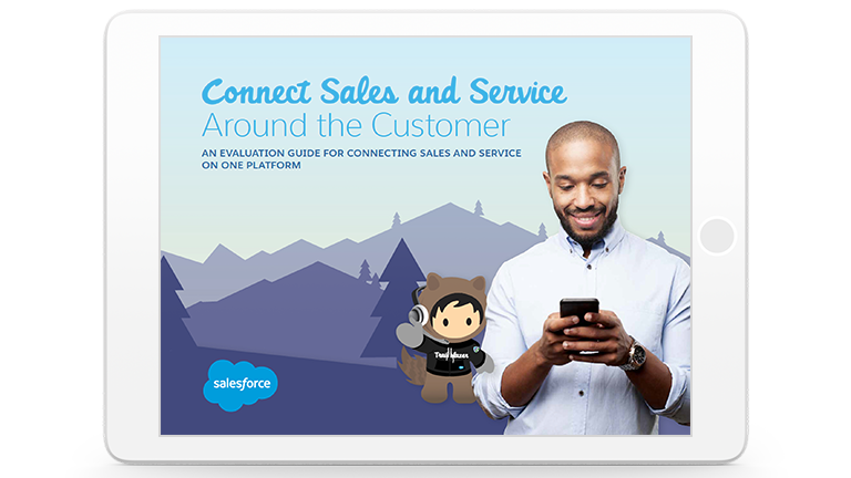 customer service information by service cloud