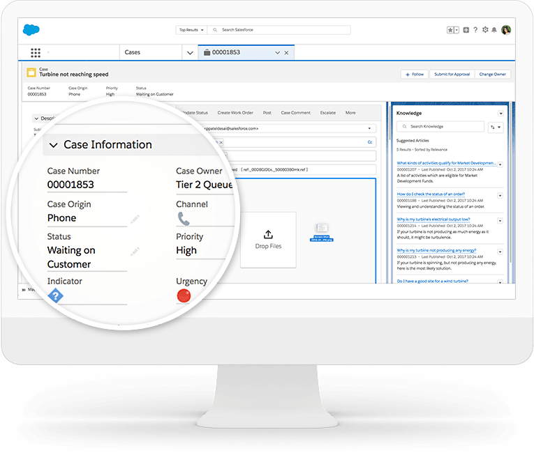 Salesforce Field Service Management : Service cloud your complete toolkit for customer