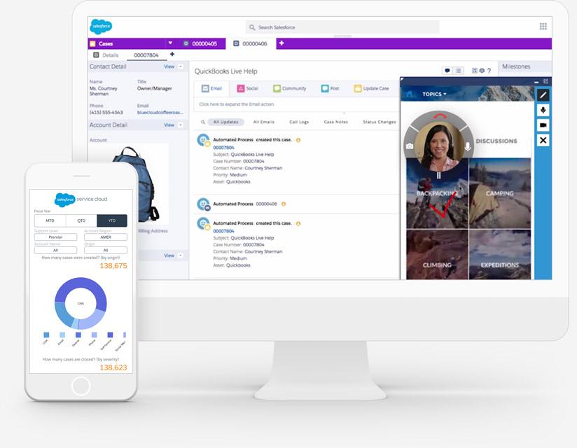Service Cloud售后服务解决方案