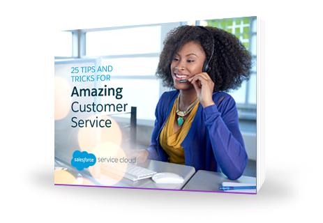 7 examples of good customer service salesforce com