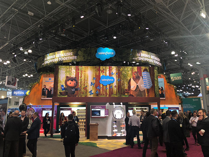 Salesforce presenta a NRF le nuove feature di Commerce Cloud