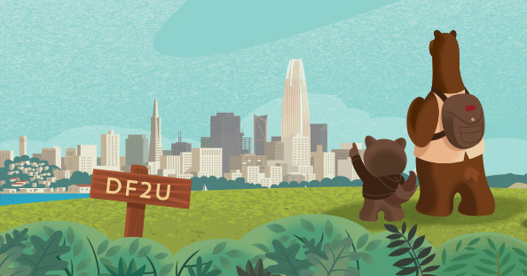 Events Overview - Salesforce EMEA
