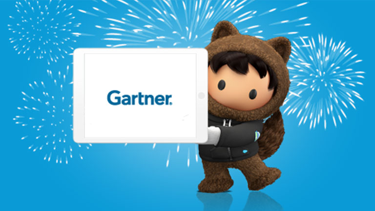 Salesforce als Leader im Gartner 2020 Magic Quadrant